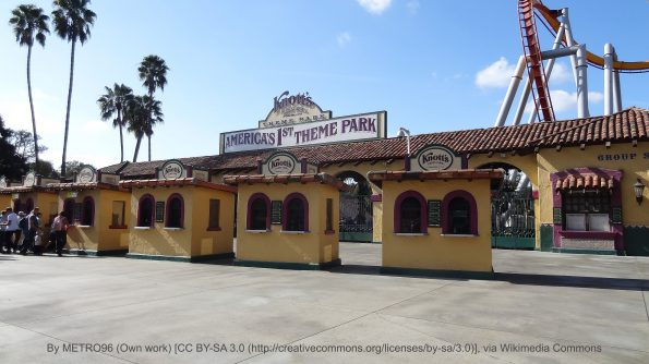 11 miles to Knott's Berry Farm, one of the oldest theme parks in the U.S.